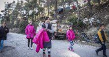 Türkmen çocukların zorlu yaşamı