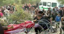 Türkmen Dağı'nda bombardıman sürüyor
