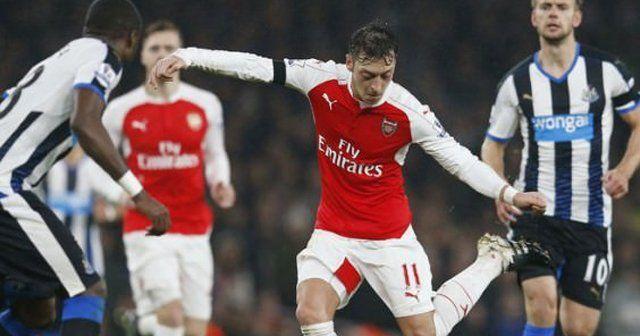 Arsenal zirveye alıştı