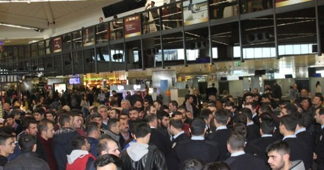 Atatürk Havalimanı karıştı!