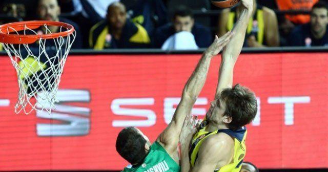 Avrupa'da Türk derbisi! Kazanan Fenerbahçe