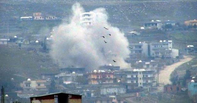 Cizre'de 12 terörist öldürüldü