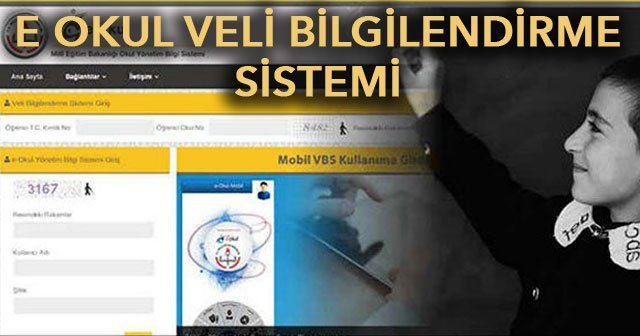 E Okul, öğrenci girişi - E Okul veli, bilgilendirme sistemine nasıl giriş yapılır (2016 Veli Bilgilendirme Sistemi)