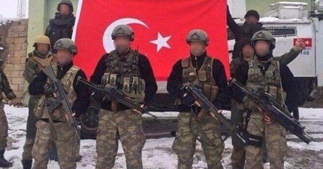 PKK'nın girilemez dediği 'Küçük Kandil' dağıtıldı