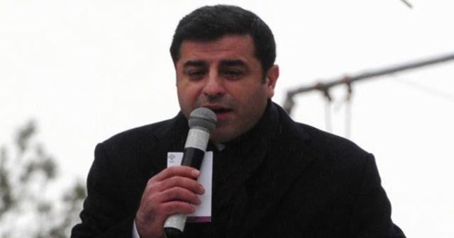 Selahattin Demirtaş'tan Beyaz Show açıklaması