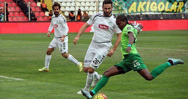Torku Konyaspor deplasmanda galip
