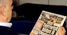 Alman basını Sultanahmet'teki terörü manşetlerle kınadı