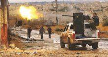 IŞİD ve PYD'ye operasyon