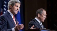 Kerry'den Lavrov'a Suriye telefonu