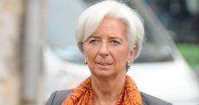Lagarde IMF başkanlığına yeniden aday