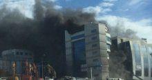 Maltepe'deki yangın kontrol altına alındı