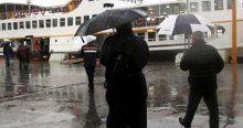 Meteoroloji'den fırtına ve yağmur uyarısı