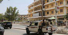Mogadişu'daki bombalı saldırıda en az 20 kişi yaşamını yitirdi