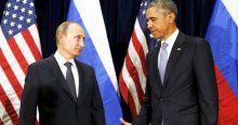 Obama ve Putin'den sürpriz görüşme
