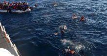 Sığınmacıları taşıyan tekne battı, 15 ölü