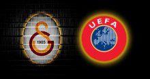 UEFA'dan Galatasaray'a büyük şok