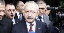 Vekillerden Kılıçdaroğlu'na suç duyurusu