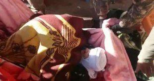 Silopi'de 85 yaşındaki hastayı asker tahliye etti