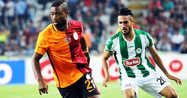 Galatasaray kendi evinde beraberliğe razı oldu