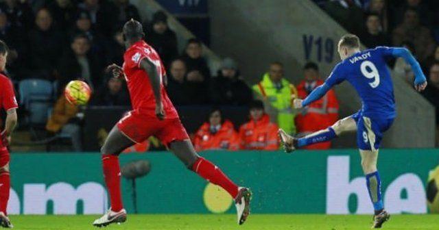 Leicester City, Liverpool'u çarptı