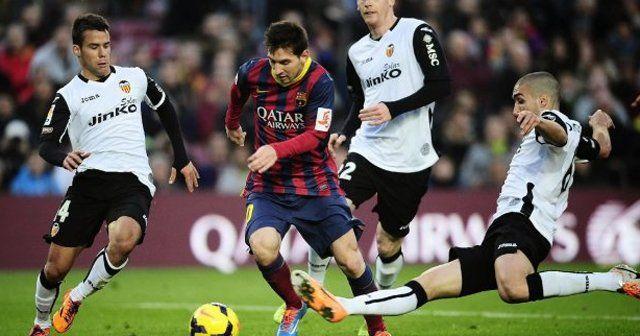 Valencia ve Barcelona canlı maç izle hangi kanalda şifresiz kanallar izlenecek - İZLE