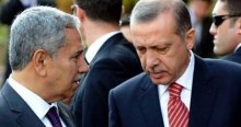 Arınç'tan Erdoğan'a 3 sayfalık cevap