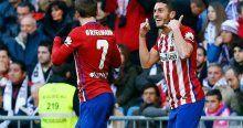 Atletico Real'i yıktı rekor geldi
