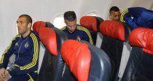 İşte Fenerbahçe'nin Rusya kafilesi