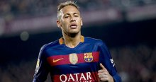Neymar imzayı attı