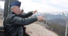 Orgeneral Abidin Ünal, Suriye sınırında