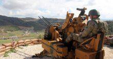 Suriye sınırındaki güvenlik önlemleri arttırılıyor