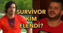 Survivor 14 Şubat kim elendi Serkan Ercan kimdir, Survivor 2016 kim elendi - Survivor yeni yarışmacı kim