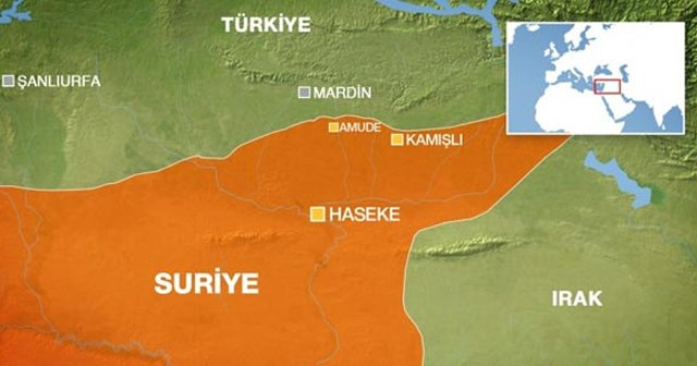 'YPG, Esad rejimine saldırdı'