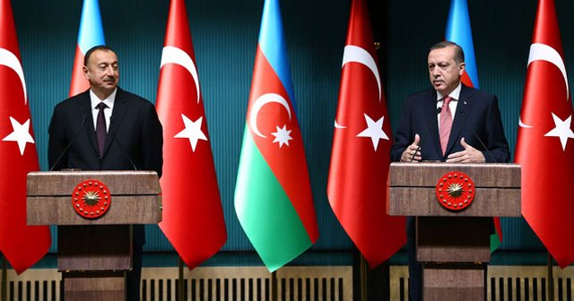 Azerbaycan Cumhurbaşkanı Aliyev Ankara'ya geliyor