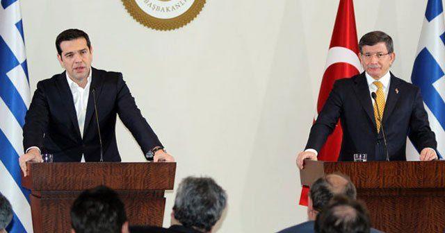 Çipras'tan Davutoğlu'na başsağlığı telefonu