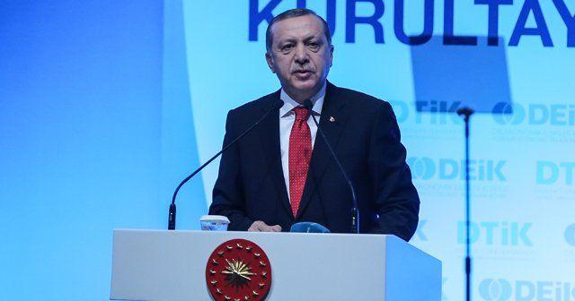 Erdoğan, 'Siz kimsiniz, sizin ne işiniz var orada'