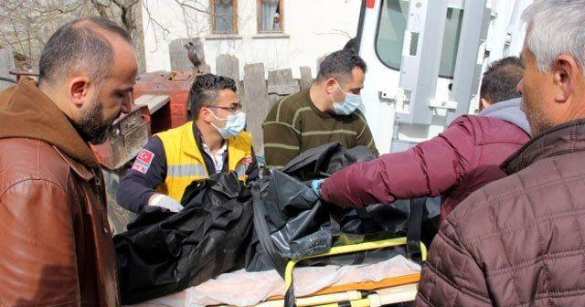 Kastamonu'da yangın dehşeti, 2 çocuk öldü