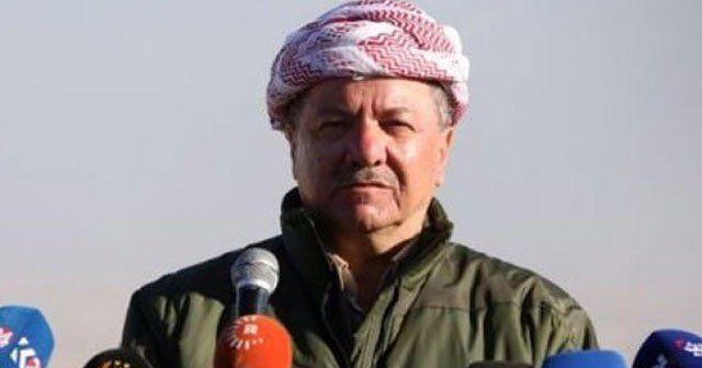 Mesut Barzani'den sert açıklama
