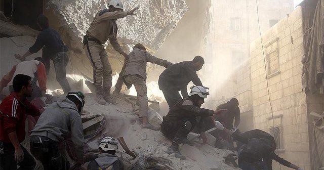 Suriye'deki anlaşma 591 kez ihlal edildi