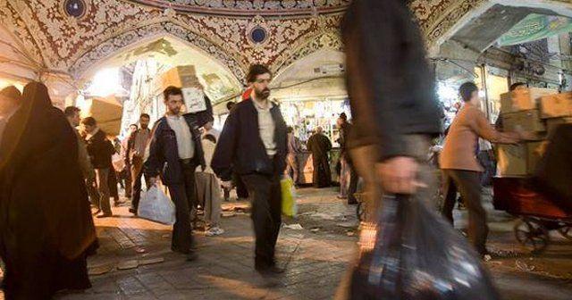 Tahran'da şiddetli patlama, 12 yaralı