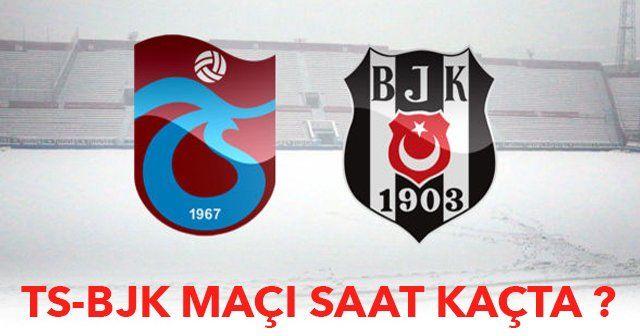 Trabzonspor, Beşiktaş maçı geniş özeti golleri ve detayları Trabzonspor 0 - BJK 2
