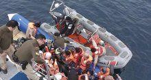 62 göçmen daha kurtarıldı