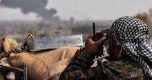 ABD, Fırat'ın batısına bomba yağdırıyor