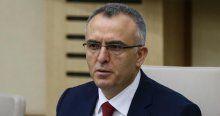 Ağbal, 'Ocak-Şubat döneminde bütçe 6,6 milyar lira fazla verdi'