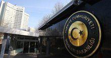 Almanya Büyükelçisi geçen hafta Dışişleri Bakanlığına çağrıldı