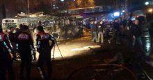 Ankara'daki patlamada ölenlerin sayısı 36'ya yükseldi!