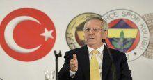Aziz Yıldırım, 'Hedefimiz UEFA Kupası'nı kazanmak'