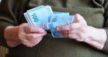 Emekli maaşına asgari ücret zammı