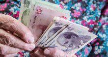 Emekliye 500 lira müjdesi!