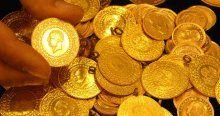 Gram altın 116 liranın altına geriledi